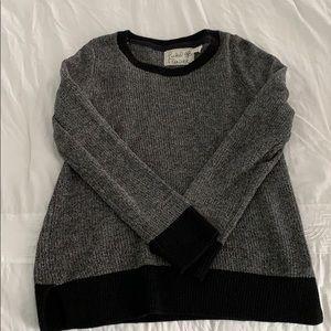 Like new Anthropologie Field Flower sweater